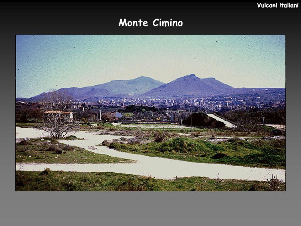 Vulcani italiani Monte Cimino