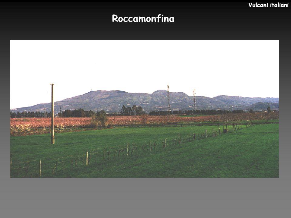 Vulcani italiani Roccamonfina