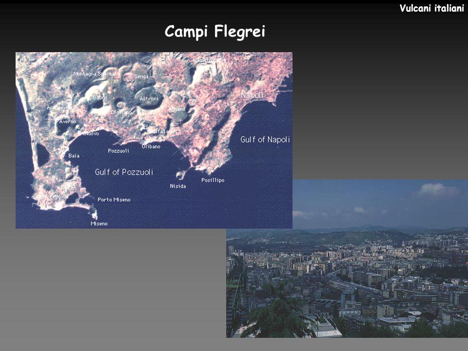 Vulcani italiani Campi Flegrei