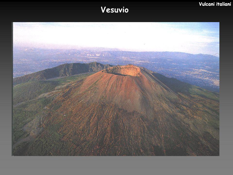 Vulcani italiani Vesuvio