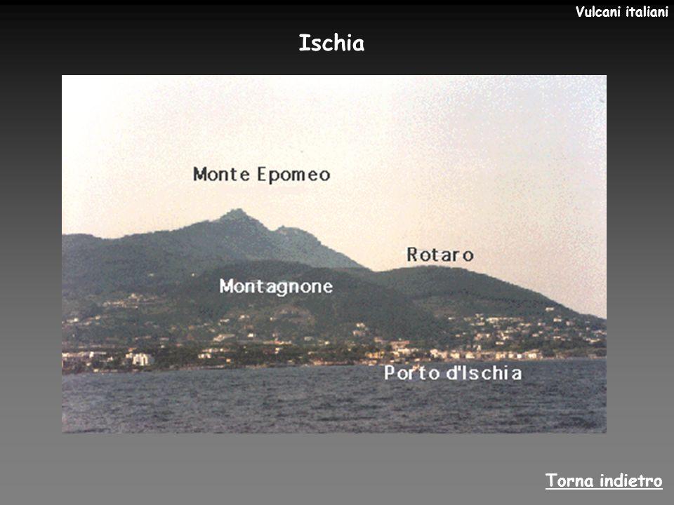 Vulcani italiani Ischia Torna indietro