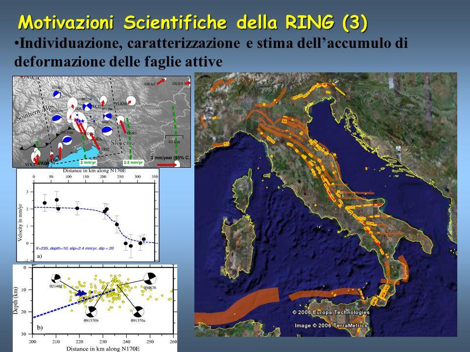 Motivazioni Scientifiche della RING (3)