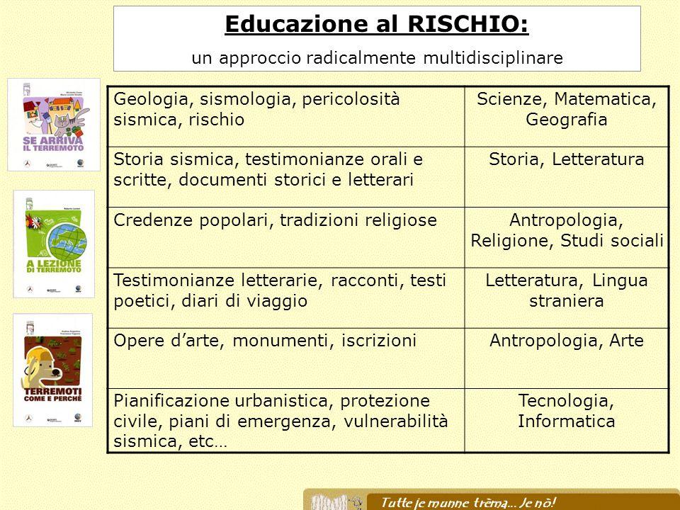 Educazione al RISCHIO: