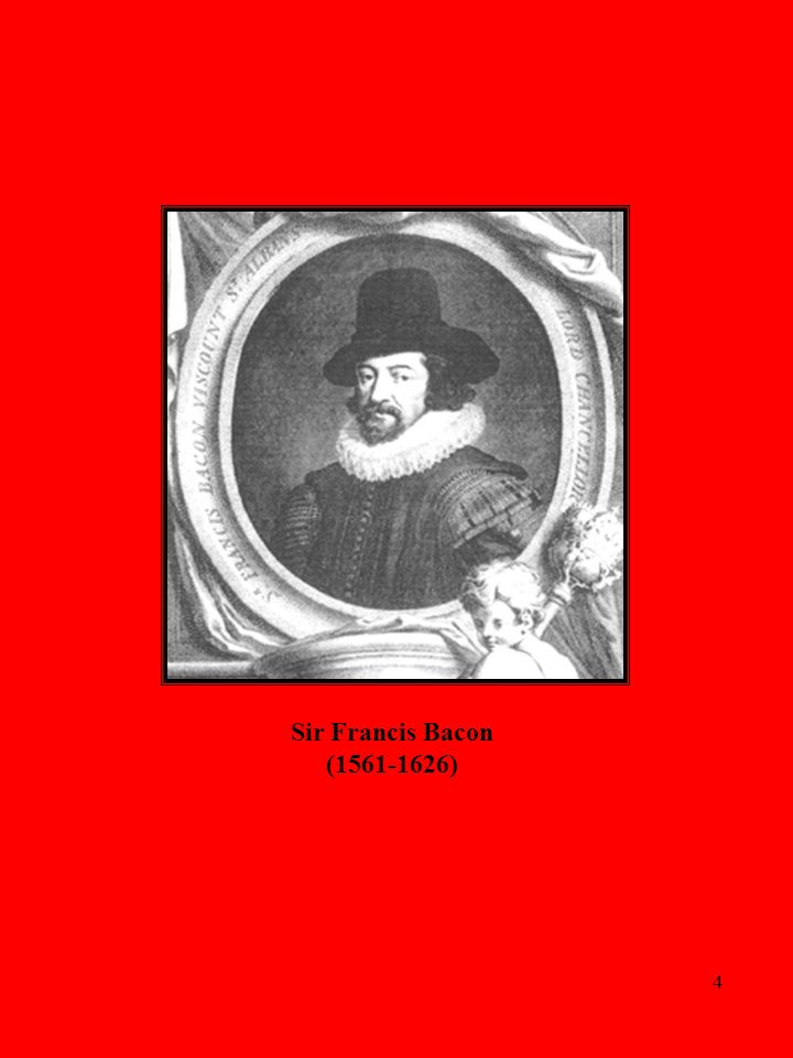 Sir Francis Bacon (1561-1626)