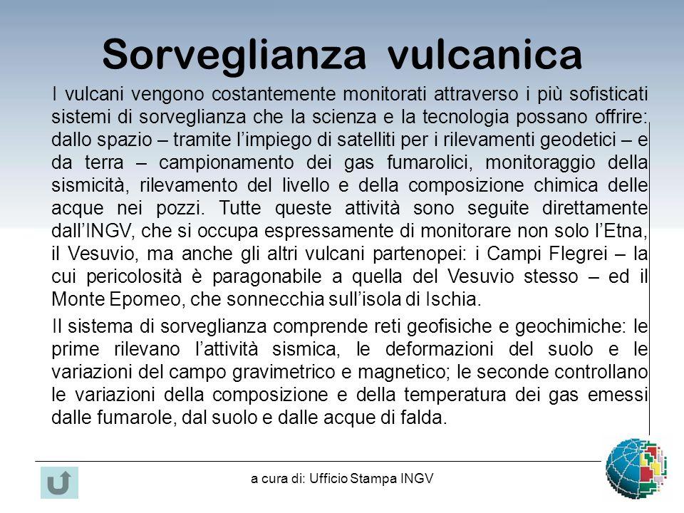 Sorveglianza vulcanica