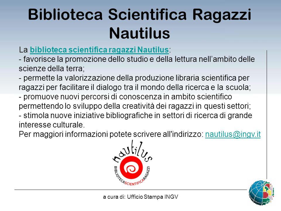 Biblioteca Scientifica Ragazzi Nautilus