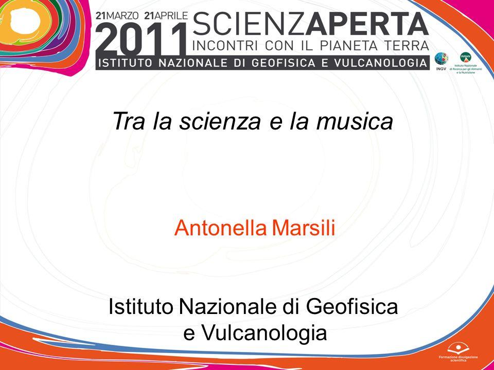 Tra la scienza e la musica