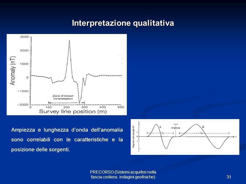 Interpretazione qualitativa