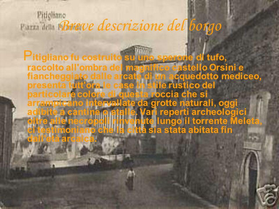 Breve descrizione del borgo