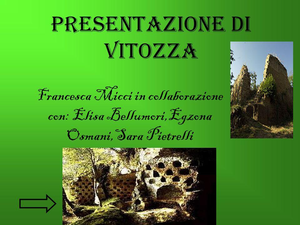 Presentazione di Vitozza