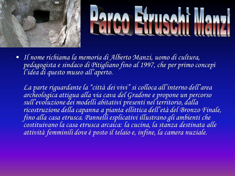 Parco Etruschi Manzi