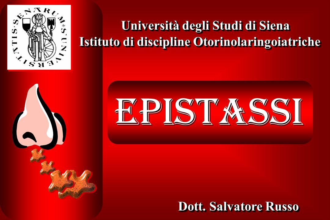 EPISTASSI Università degli Studi di Siena
