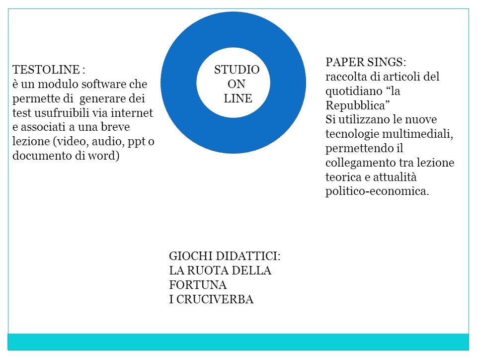 PAPER SINGS: raccolta di articoli del quotidiano la Repubblica