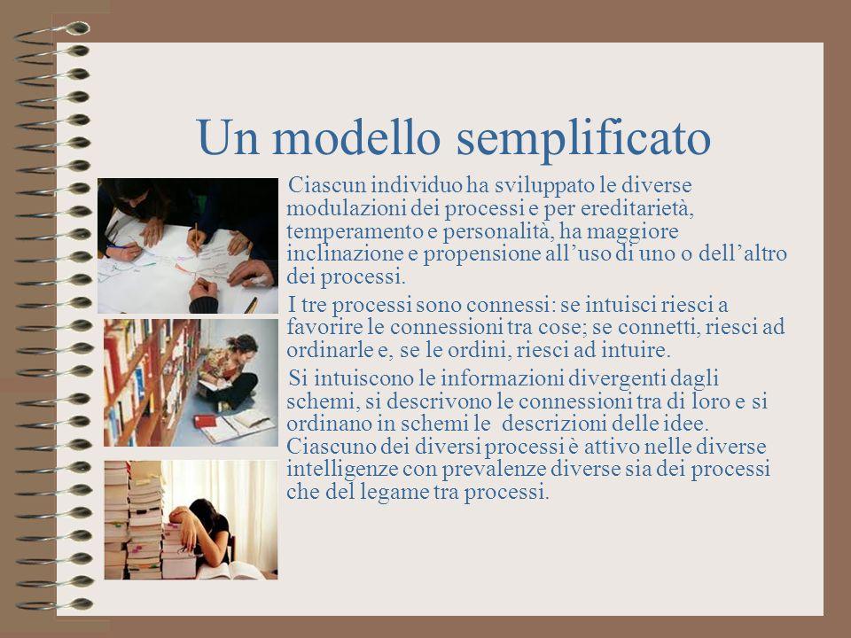 Un modello semplificato