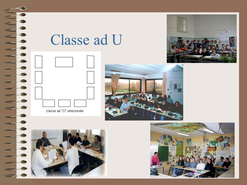 Classe ad U