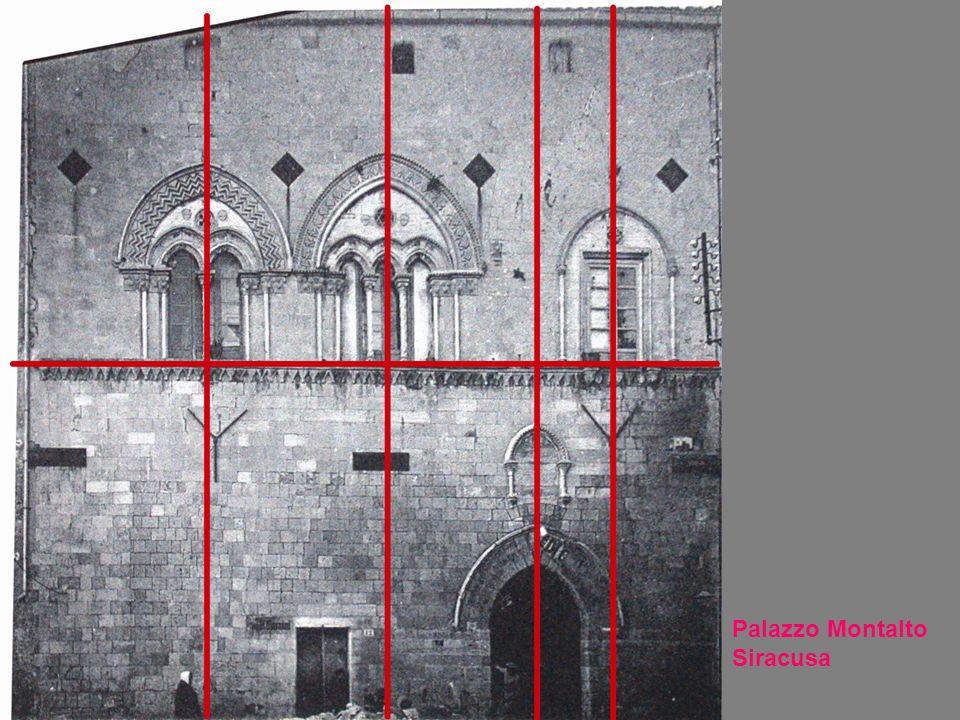 Palazzo Montalto Siracusa