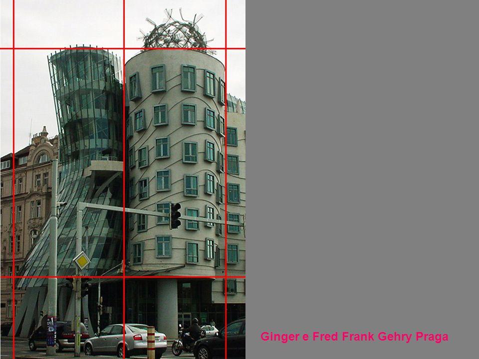 Ginger e Fred Frank Gehry Praga