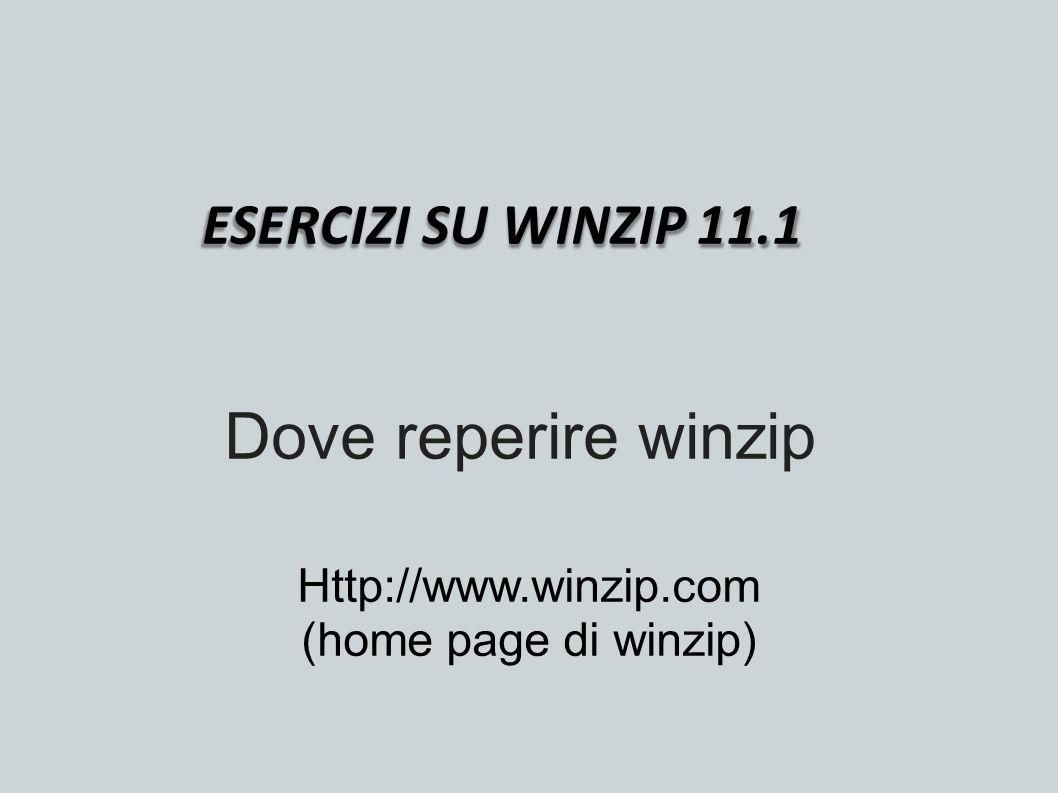 Http://www.winzip.com (home page di winzip)
