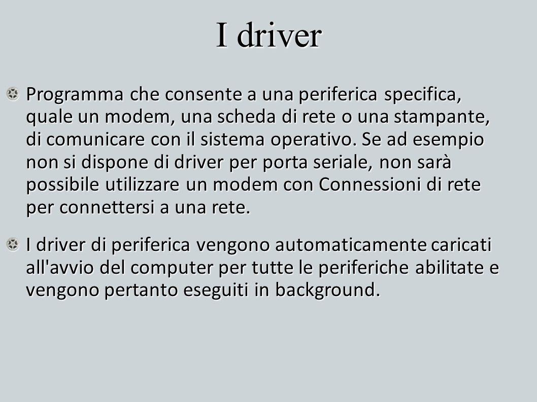 I driver