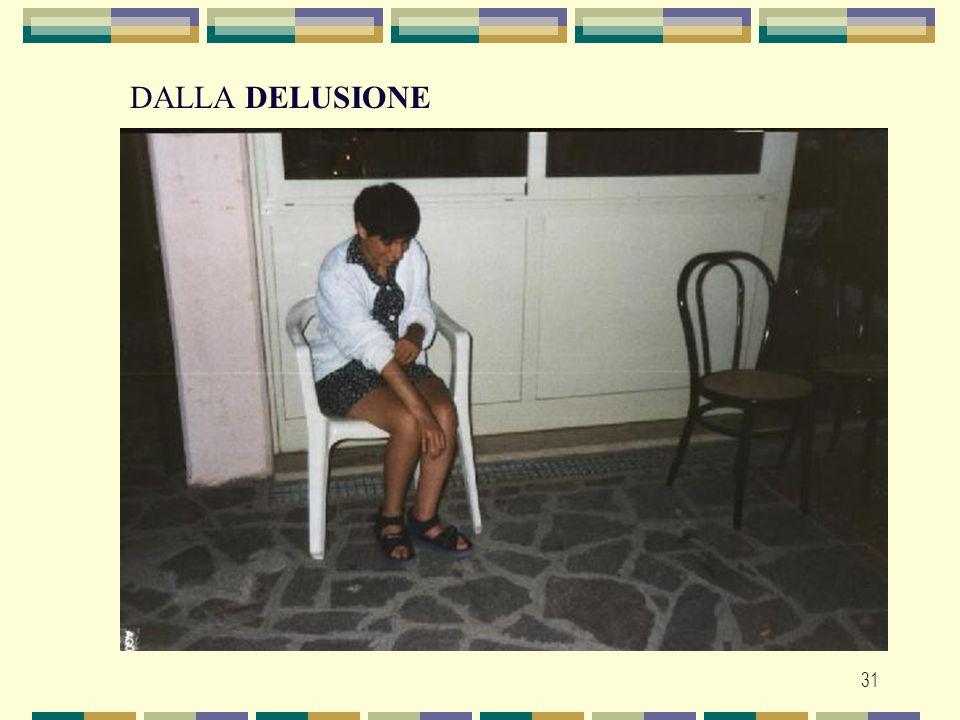 DALLA DELUSIONE