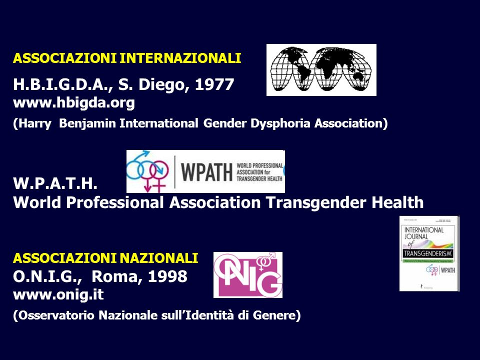 World Professional Association Transgender Health