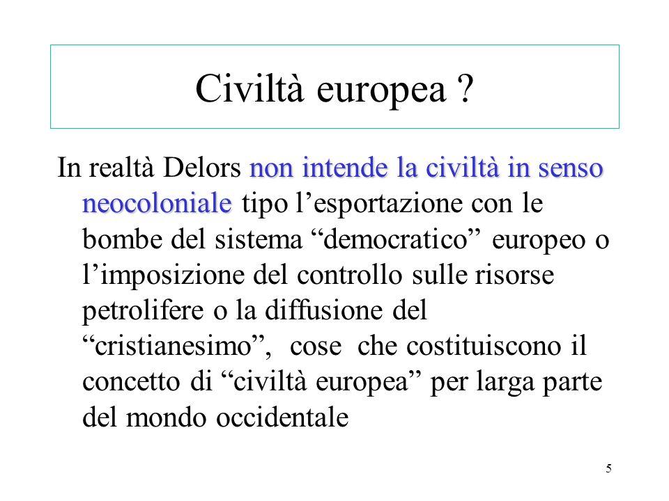 Civiltà europea