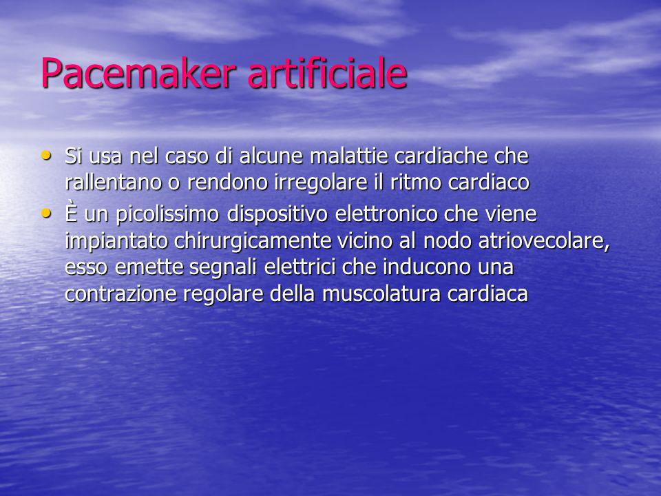 Pacemaker artificiale