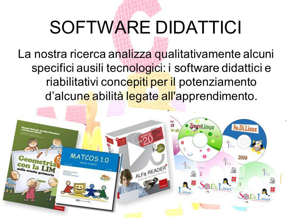 SOFTWARE DIDATTICI