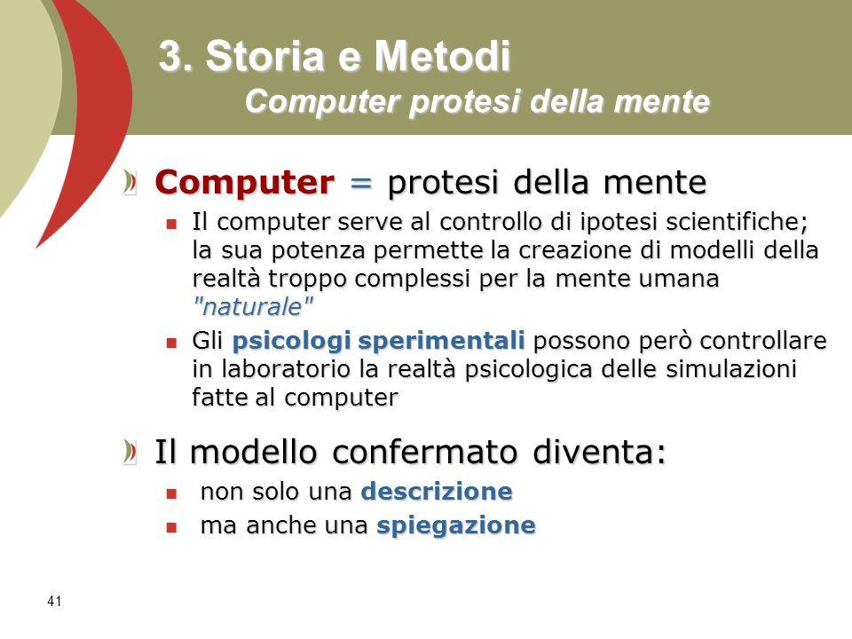 3. Storia e Metodi Computer protesi della mente
