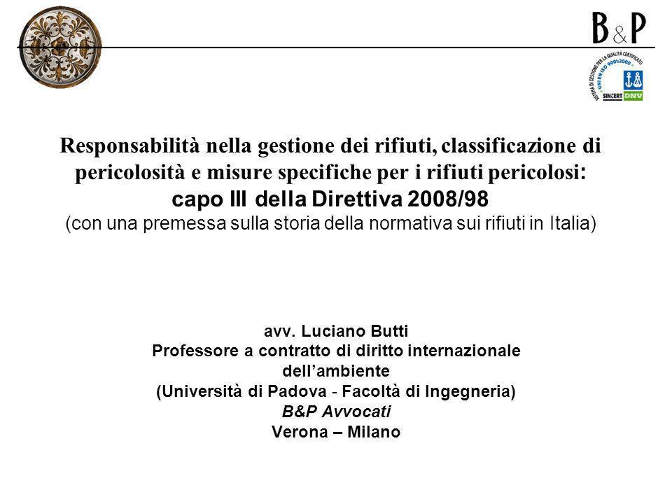 Professore a contratto di diritto internazionale