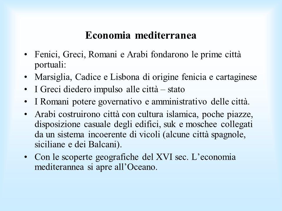 Economia mediterranea