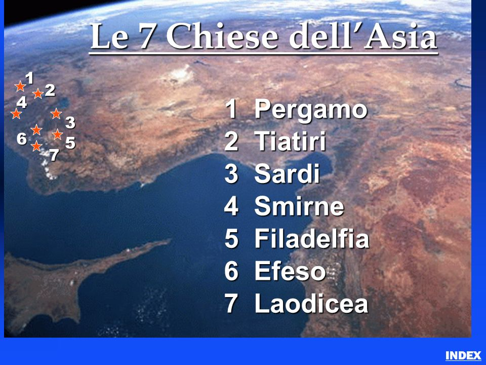 7 Churches of Asia (Revelation)