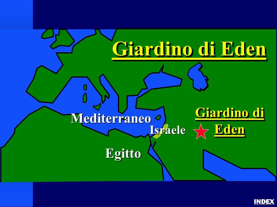 Giardino di Eden Giardino di Mediterraneo Eden Egitto Israele INDEX