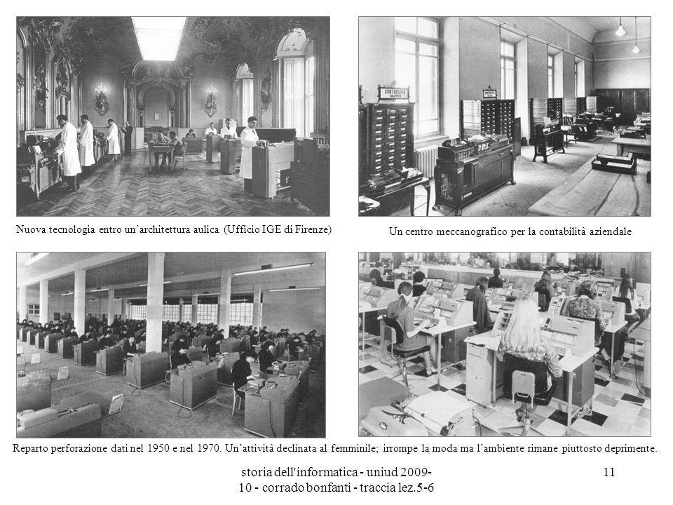 Nuova tecnologia entro un'architettura aulica (Ufficio IGE di Firenze)