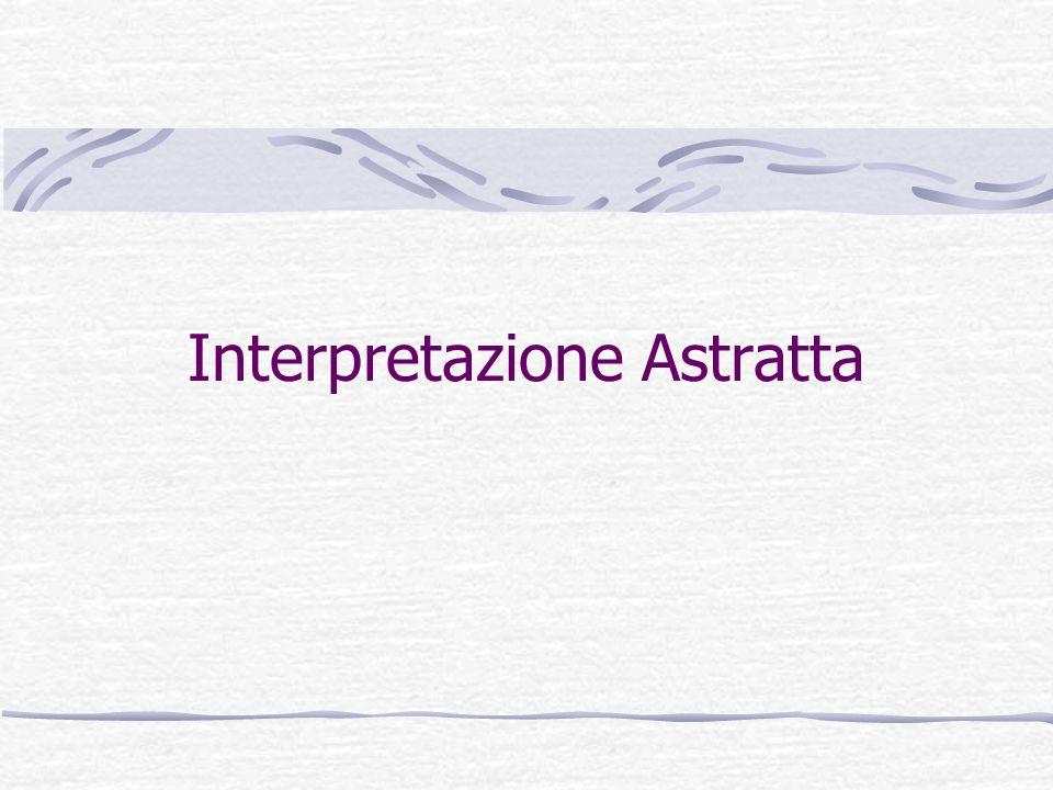 Interpretazione Astratta