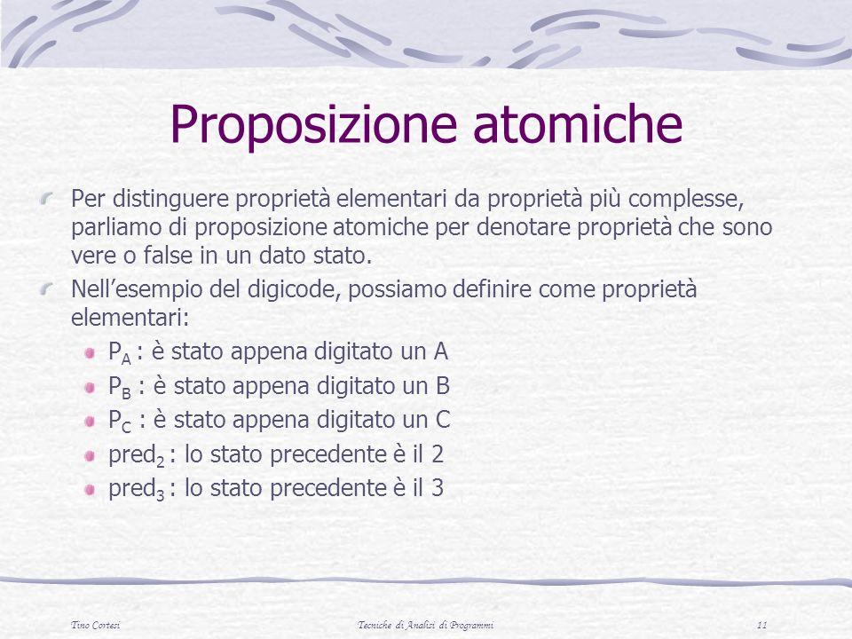Proposizione atomiche