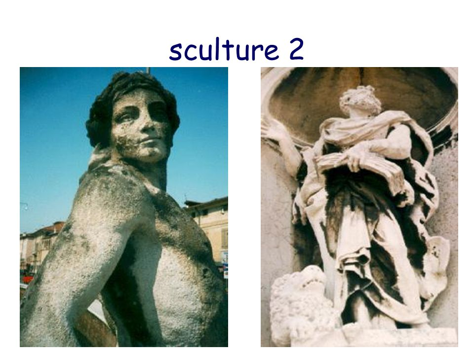 sculture 2