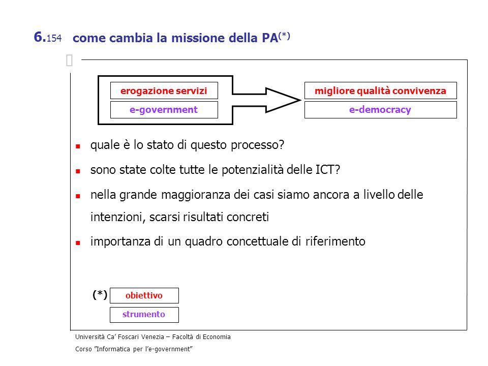 come cambia la missione della PA(*)