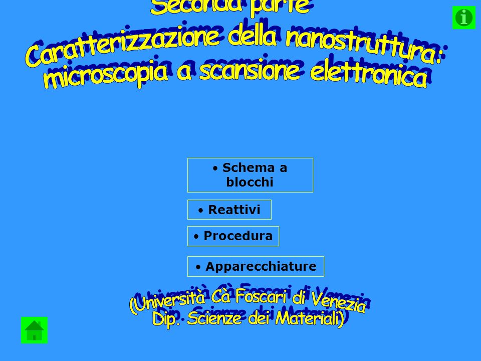 (Università Cà Foscari di Venezia Dip. Scienze dei Materiali)