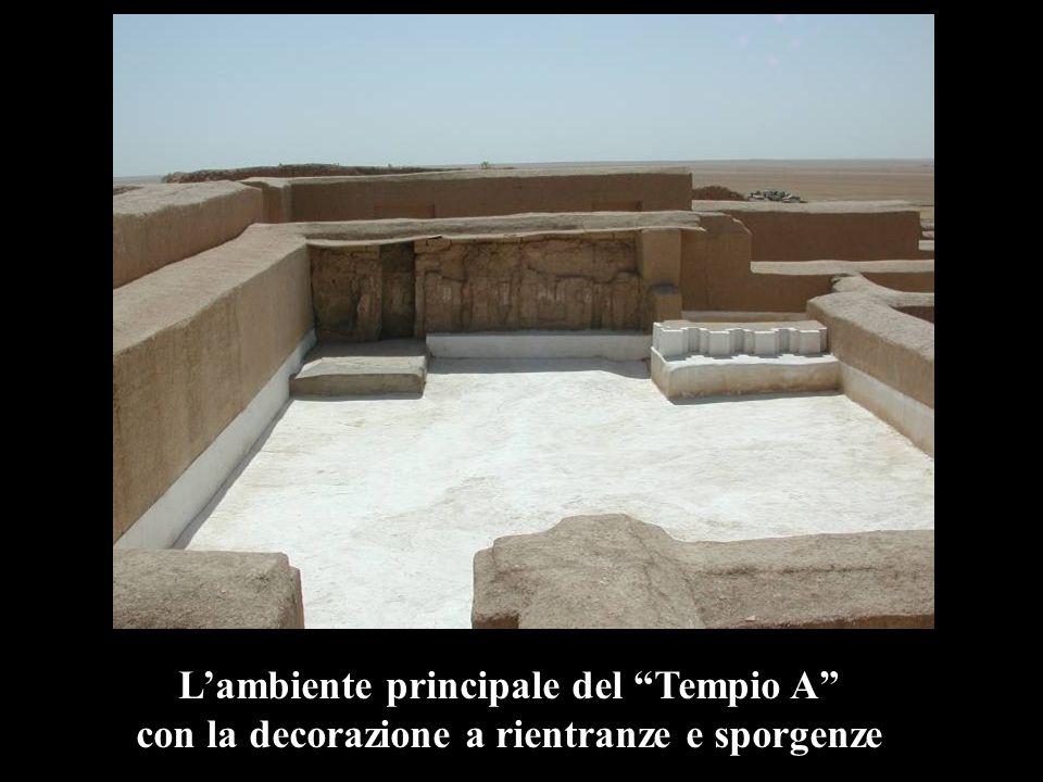 L'ambiente principale del Tempio A