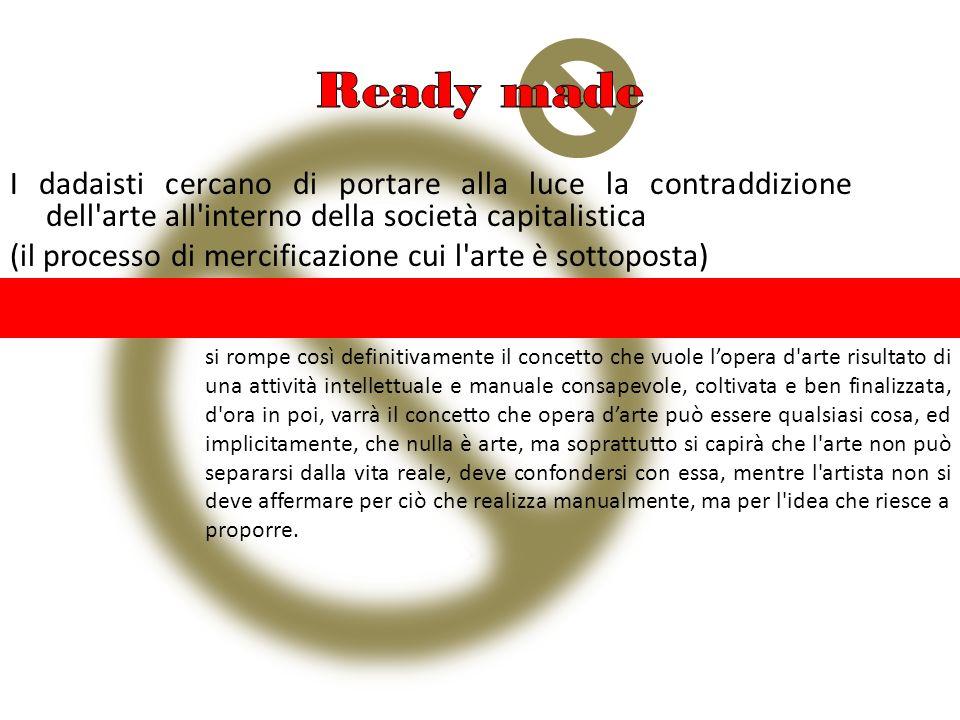 Ready made
