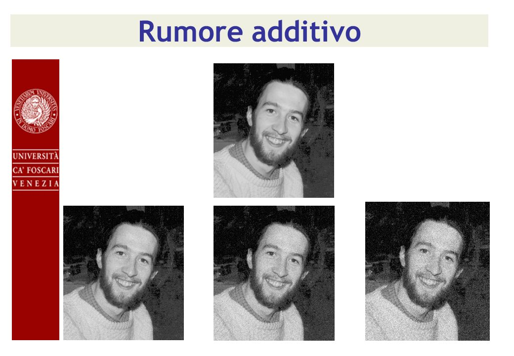 Rumore additivo