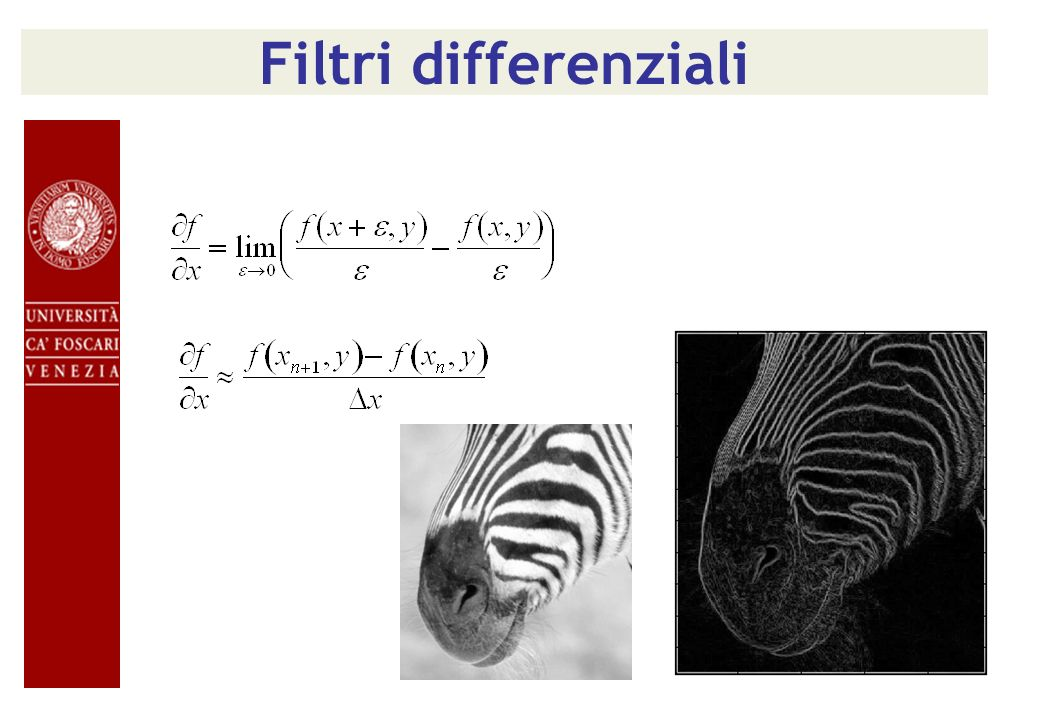 Filtri differenziali