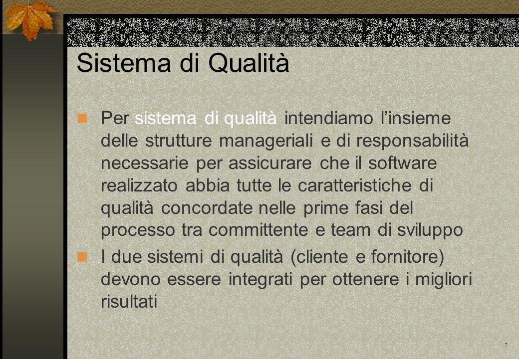 Sistema di Qualità