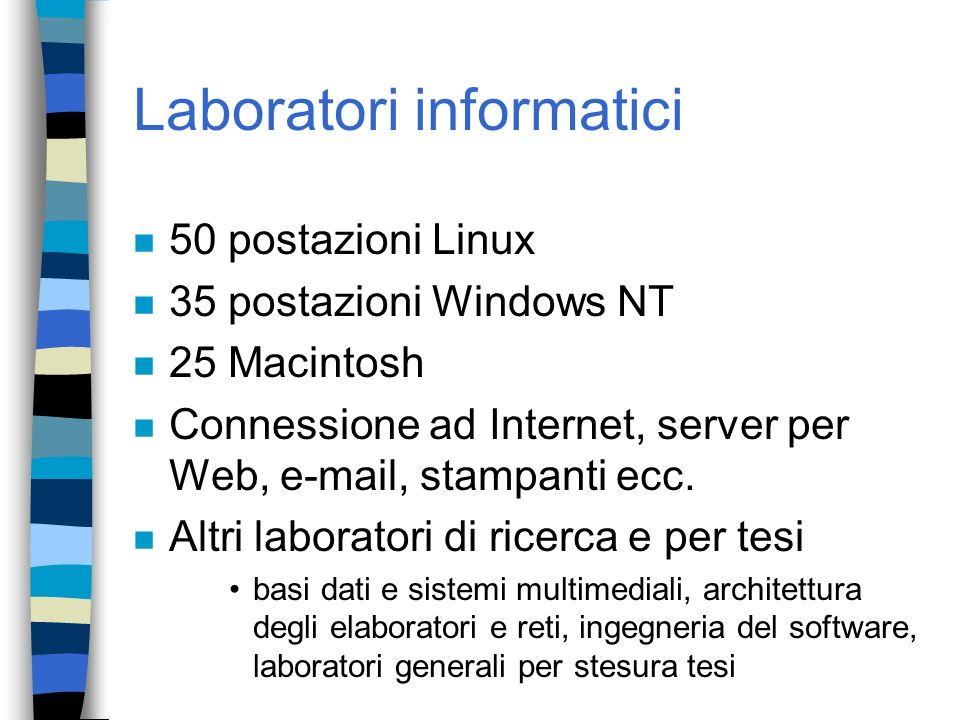 Laboratori informatici