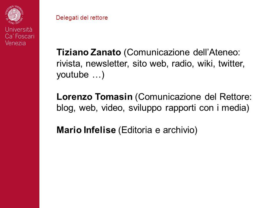 Mario Infelise (Editoria e archivio)