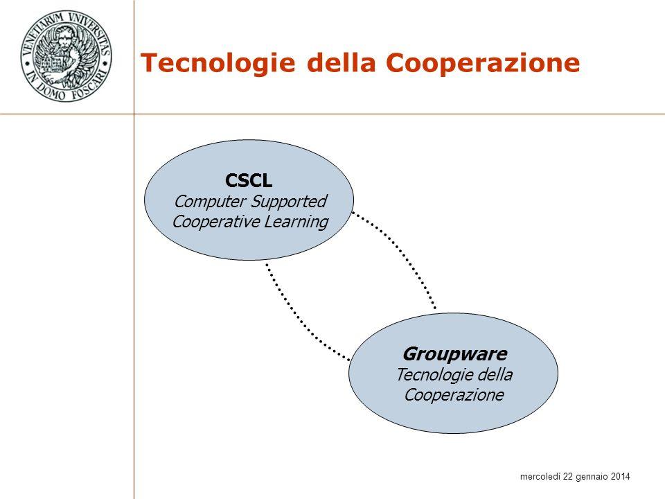 Tecnologie della Cooperazione