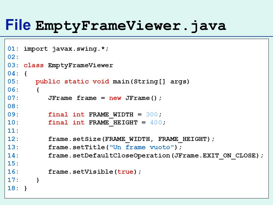 File EmptyFrameViewer.java