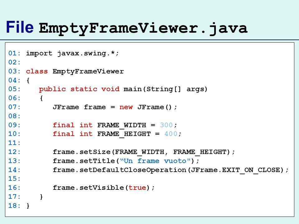 File EmptyFrameViewer.java
