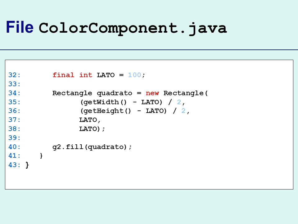 File ColorComponent.java